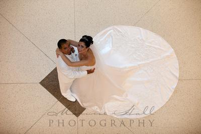 Marvin Hall Photography - Hispanic Wedding - Italian Wedding - Bride & Groom